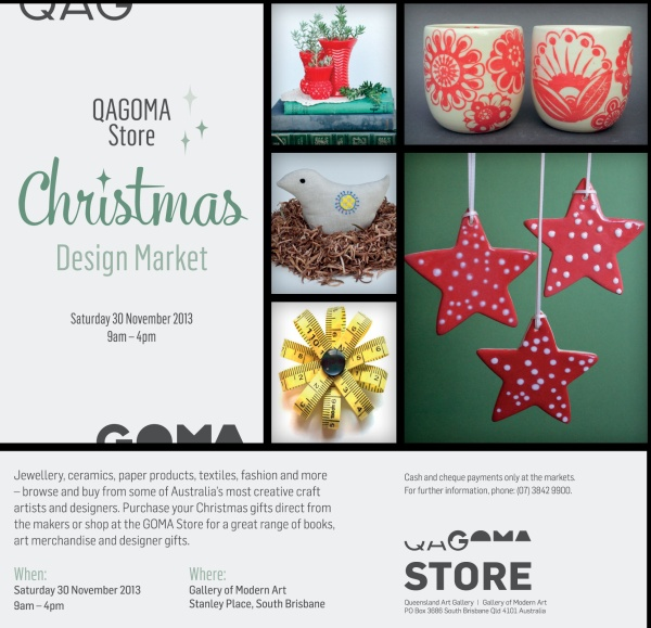 GoMA Christmas Market 2013